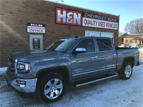 H N Chevrolet Buick Spencer Ia Best Used Trucks For Sale Spencer Ia Carsforsale