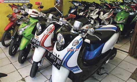 Jual Alarm Motor Di Jakarta Barat dealer jual beli motor bekas di jakarta barat caferacer