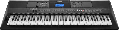 Keyboard Yamaha Seri E Yamaha Psr Ew400 Image 1390972 Audiofanzine