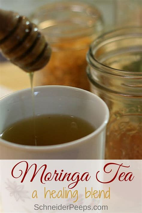 Moringa Detox Recipe by Check Out Healing Moringa Tea It S So Easy To Make
