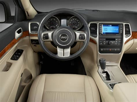Jeep Grand Limited Interior 2012 Jeep Grand Price Photos Reviews Features