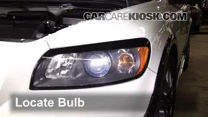 volvo c70 headlight bulb replacement service manual 2013 volvo c30 headlight bulb replacement