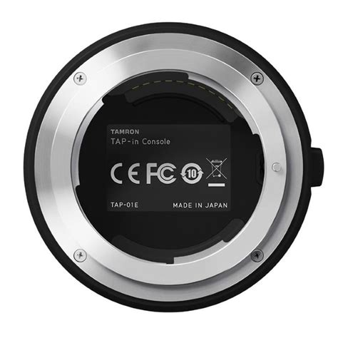 Tamron Tap In Canon tamron tap in console canon