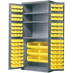 bin cabinets bin storage cabinet systems 3 shelves seton