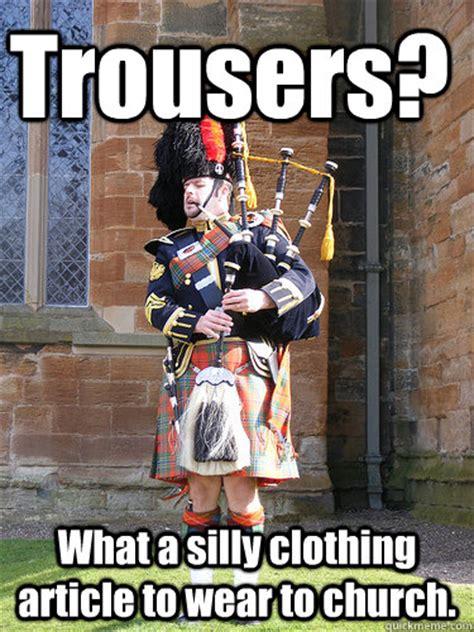 Funny Scottish Memes - scottish bagpipe guy memes quickmeme