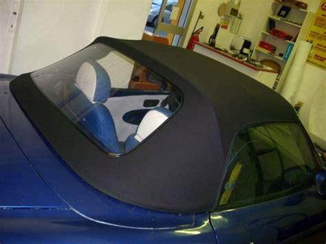 Cambiare Tappezzeria Auto - foto fornitura e sostituzione capote auto di landi