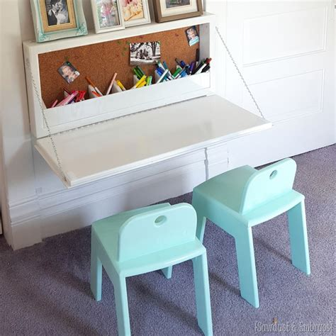 diy childrens desk children s chairs land of nod knock reality daydream