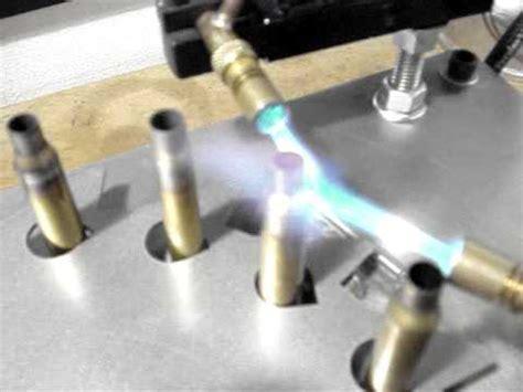 bench source case neck annealing machine schrockit brass case annealing machine how to save money