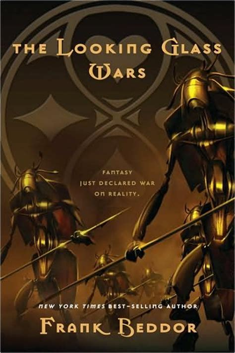 the looking glass war книга the looking glass wars