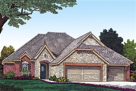 well house plans well designed home plan 48380fm architectural designs