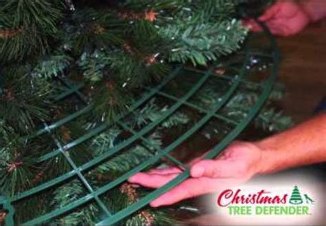 protect christmas tree from cat tree defender protecting our loved pets and tree while safeguarding cherished