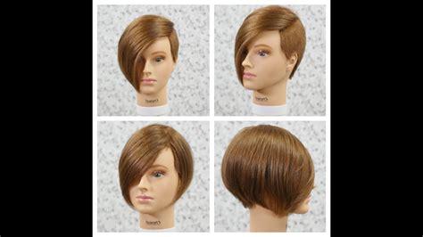 undercut haircut  women youtube
