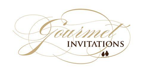 invitation design logos gourmet invitations archives rayce pr