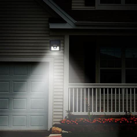 garden wall security 2016 waterproof led outdoor wall light motion sensor security solar light solar sensor light