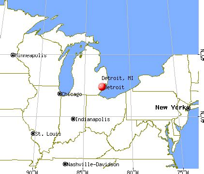 map of the united states detroit 15 most herpes inflicted cities in the united states