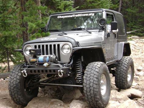 Jeep Yj Armor Tnt Customs Corner Armor 4 5in Flare Jeep Wrangler Tj