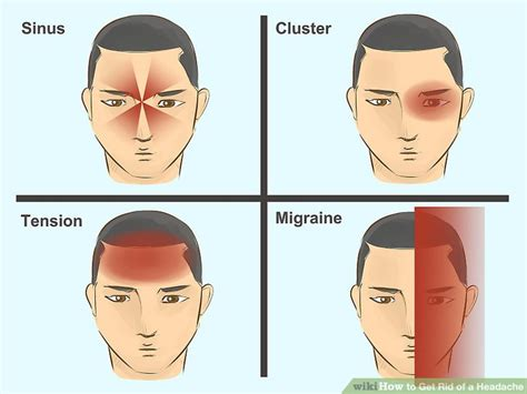9 Ways To Get Through Days by 4 Ways To Get Rid Of A Headache Wikihow