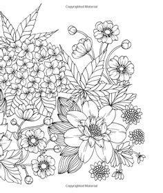 libro twilight garden coloring book colombina dibujo para colorear flores colorear dibujo y bordado