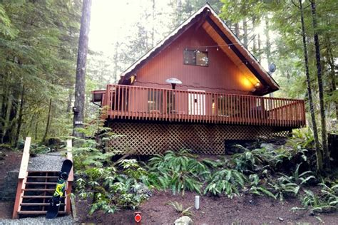 Mt Baker Cabins by The Importance Of Taking Small Trips A Winter Getaway To Mount Baker Traveling Canucks