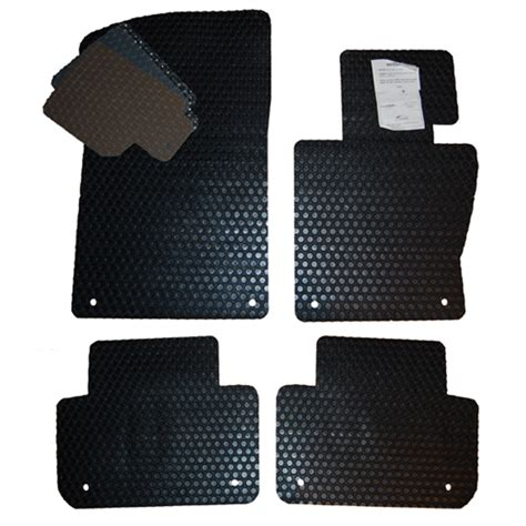 2006 Bmw X3 Floor Mats by Bmw X3 Rubber Custom All Weather Floor Mats