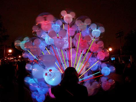 mickey mouse string lights balloonwire electroluminescent wire for mickey