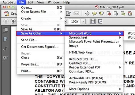 convert pdf to word but keep formatting how to convert a pdf to a word document for mac quora