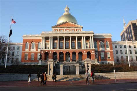state house boston massachusetts state house legislative building in boston thousand wonders