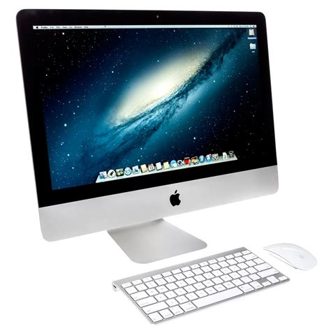 Mac Desk Top Computer Apple Imac 21 5 Inch Late 2012 Review Rating Pcmag