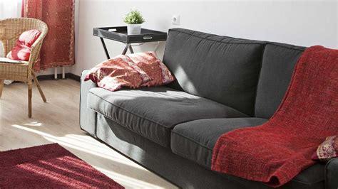 decorar sala con muebles beige sala de color rojo gris y beige hogarmania
