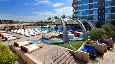 The Backyard W Hotel Best Pools In Scottsdale Pool Scottsdale W