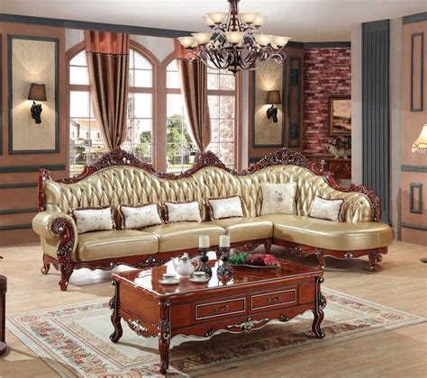 china sofa set european leather sofa set living room sofa china wooden