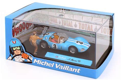 1 43 Ixo Altaya Michel Vaillant Leader Le Mans 94 Car Automobile 1 43 vaillante le mans 180 61 nr 3 ixo altayamichelvaillant01