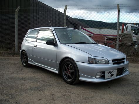 Toyota Starlet 1996 Toyota Starlet Overview Cargurus