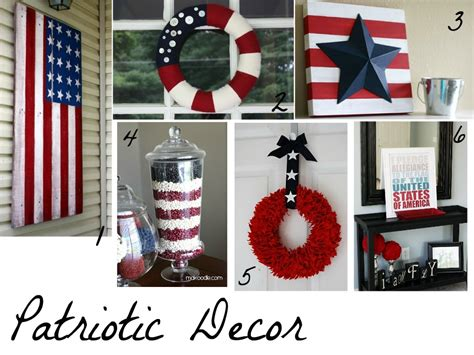patriotic decorations for home simple yet stunning patriotic decorations ideas the