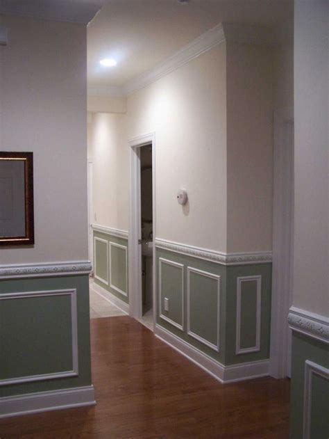 Wainscoting Ideas Hallways Wainscoting Ideas For Hallway Images