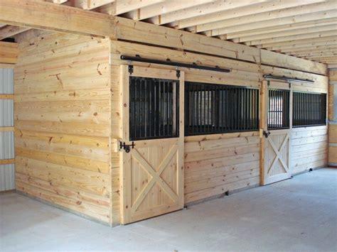 Barn Stall Doors Pine Creek Construction Llc Barn Construction Contractors In Plainville Connecticut
