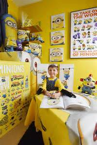 child dream bedroom minion mad brothers mother room themed