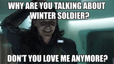 Winter Soldier Meme - feeling meme ish captain america iron man and crew
