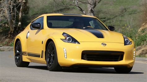 nissan sports car nissan 370z is a sports car anachronism a fast one