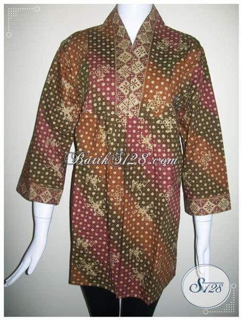 Terlaris Kemeja Terbaru Hem Eye Baju Atasan Wanita Termurah baju batik motif terbaru motif batik gradasi batik unik dan terlaris bls177 toko batik