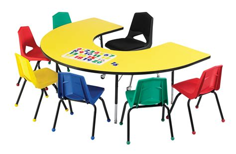 horseshoe table for classroom classroom select activity table specialty marketplace