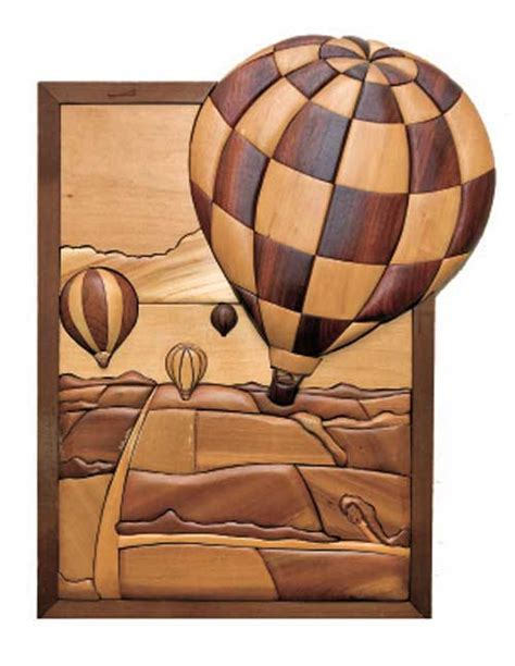 wood pattern magazines pdf plans intarsia wood art download diy interesting wood