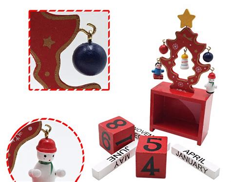 office desk christmas tree ebluejay wooden christmas tree calendar desk home