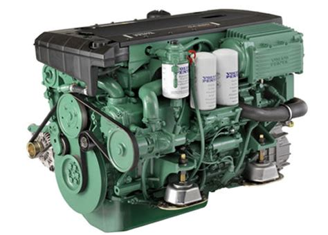 Volvo Penta D4 And D6 Marine Diesel For Inboards And Stern