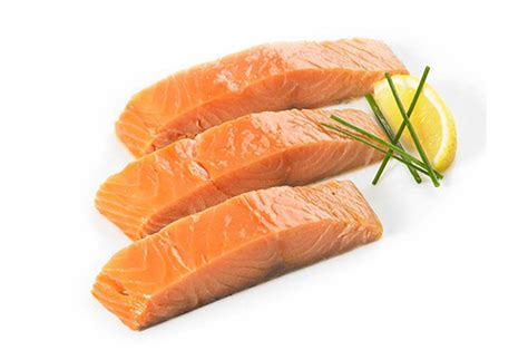 frozen hot smoked salmon hot smoked scottish salmon from wing of st mawes