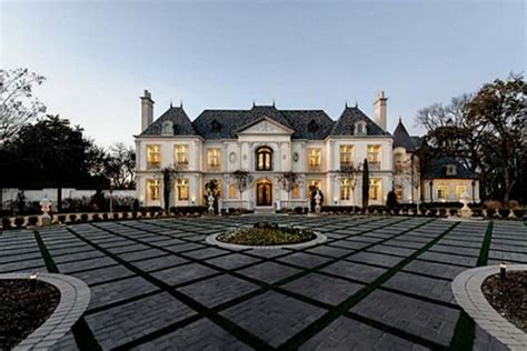 french chateau architecture luxury french chateau in texas luxury topics luxury