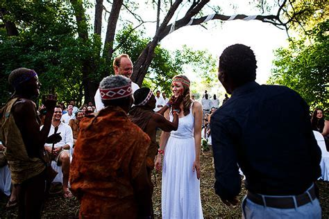 Charlotte and Robert's Amazing Botswana Safari Wedding by