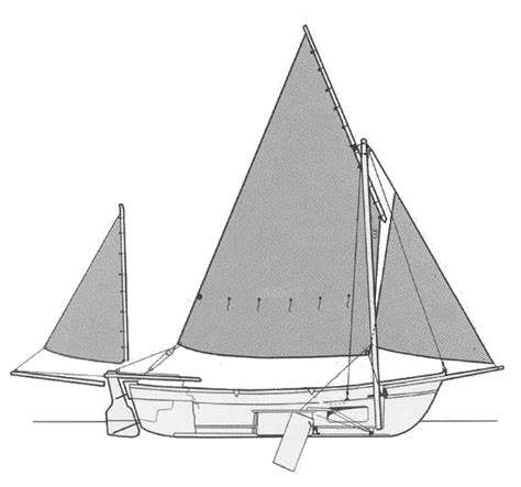 Beam Plans Drascombe Dabber Sailboat Specifications And Details On