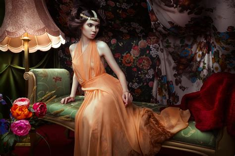Dress Acha Overall Malagoli Elemantica Caign 2014 By Aisii On Deviantart