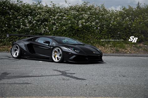 Lamborghini With 2015 Sr Auto Lamborghini Aventador Widebody Kit